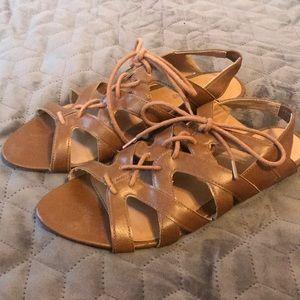 Sandals light brown